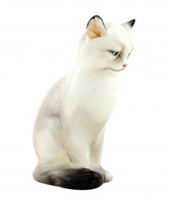 Cat Seated - Royal Doulton Animal