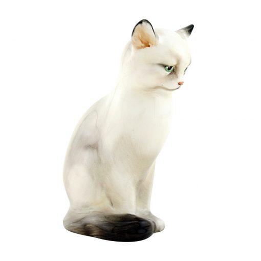 Cat Seated - Royal Doulton Animal