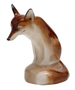 Fox Seated - Royal Doulton Animal