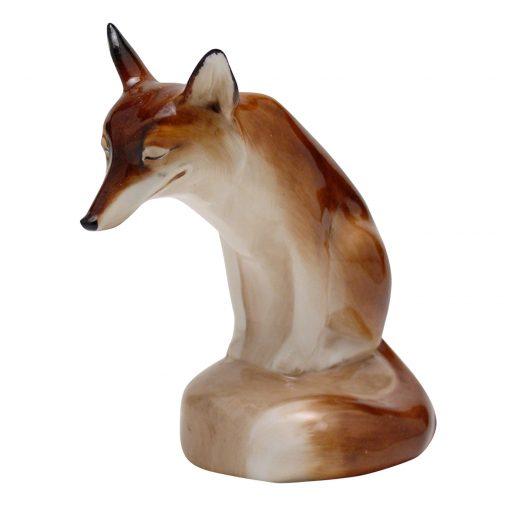 Fox Seated - Royal Doulton Animal