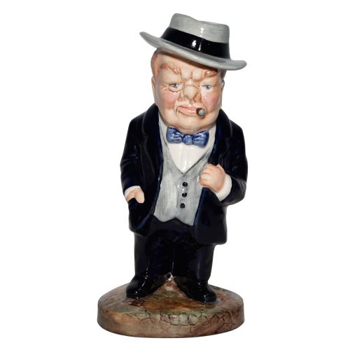 Churchill FIG Bulldog Prototype BLGY - Bairstow Manor Collectables