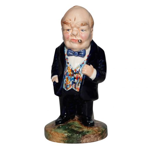 Churchill FIG Bulldog Prototype DKBL - Bairstow Manor Collectables