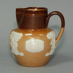 Edward VII Pitcher STN 5H - Royal Doulton Commemorative
