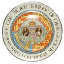 George V Mary Plate 10D - Paragon Commemorative