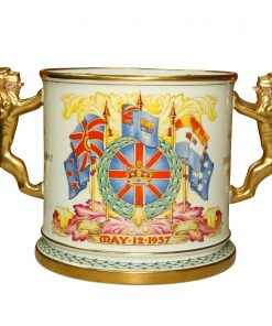 George VI Elizabeth Loving Cup - Paragon Commemorative