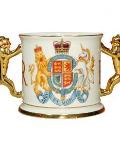 Loving Cup Elizabeth II - Paragon Commemorative