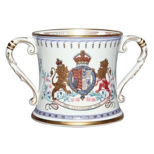 Queen Elizabeth Loving Cup Centenary - Royal Doulton Commemorative