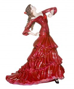 "Bolero ""A Passion For Dance"" - Coalport Figurine"