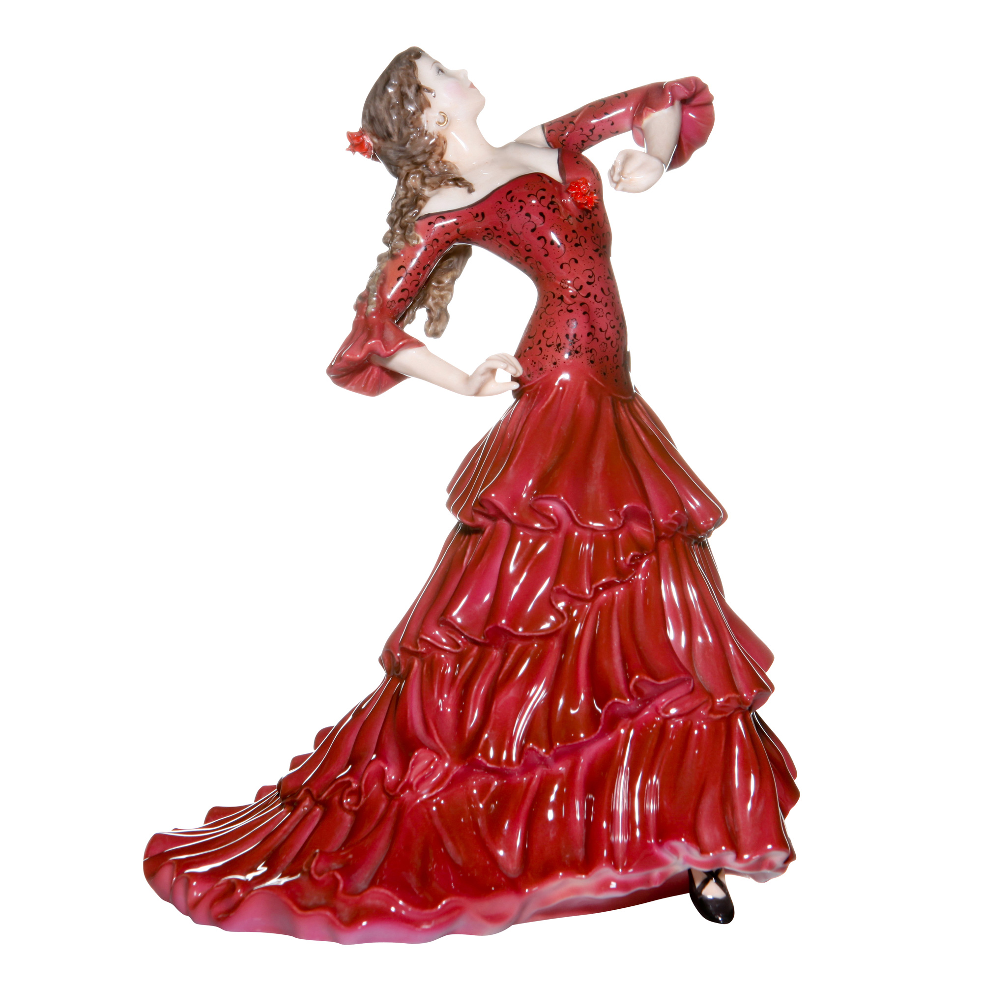 "Bolero ""A Passion For Dance"" - Coalport Figurine"