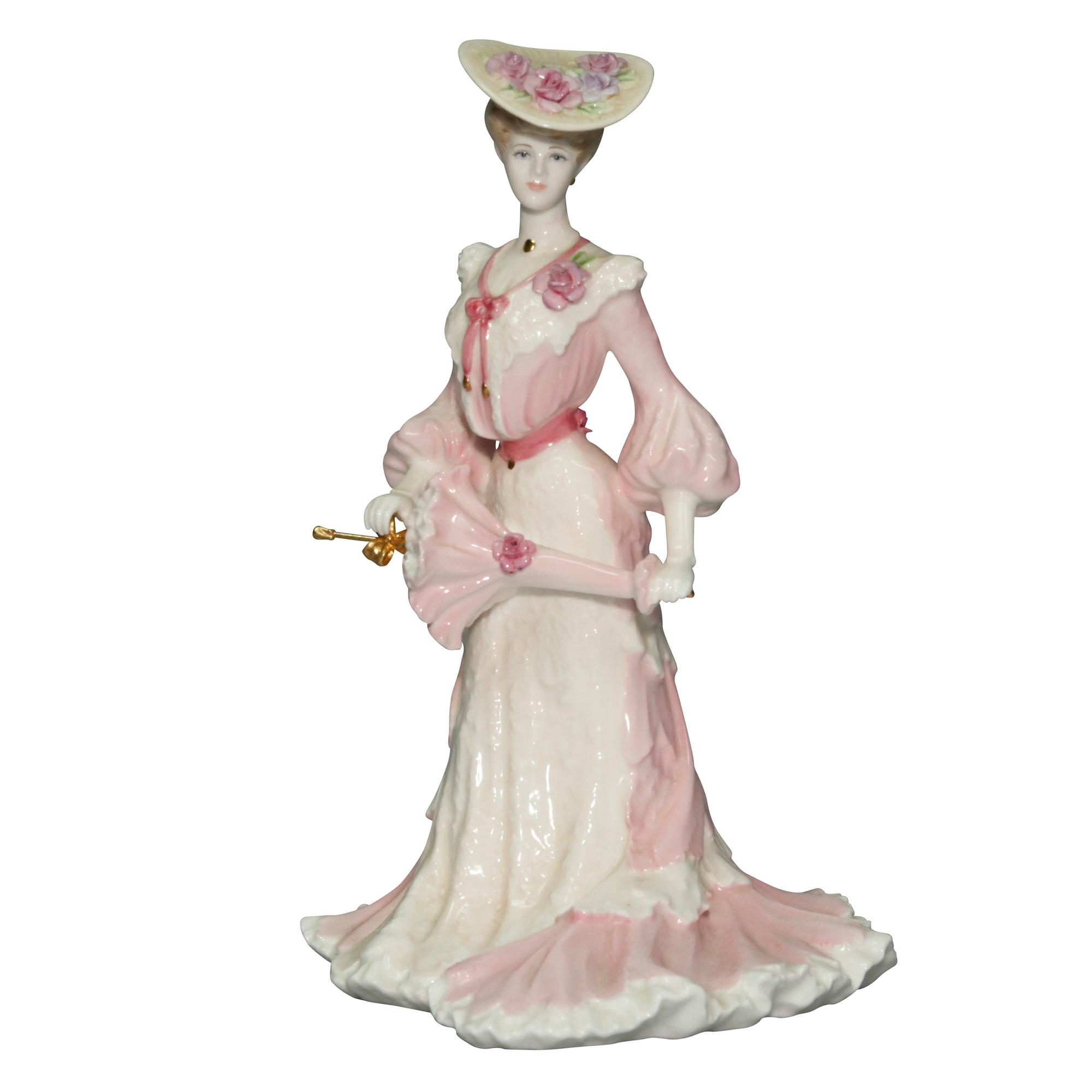 Lady Caroline - Coalport Figurine