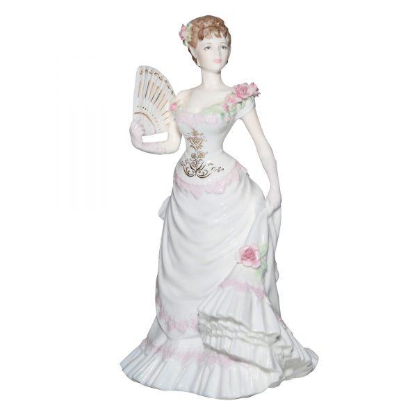 Lillie Langtry - Coalport Figurine