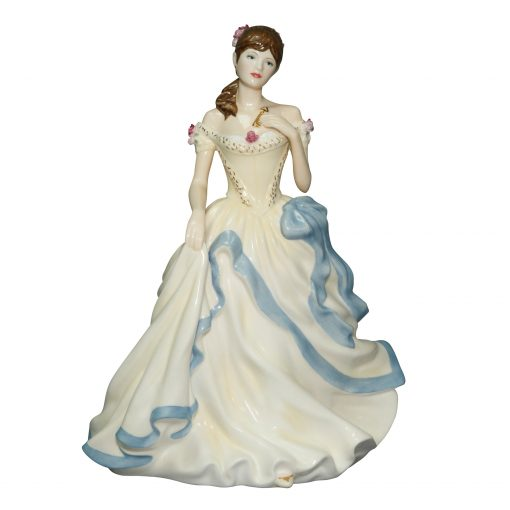 Key To My Heart - Royal Doulton Figurine