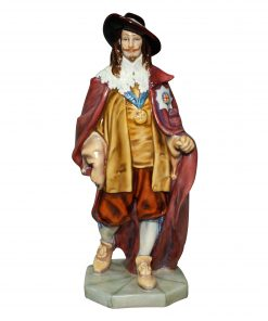 King Charles - Royal Doulton Figurine