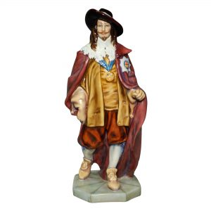 King Charles - Royal Doulton Figurine