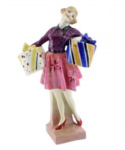 Midinette - Royal Doulton Figurine