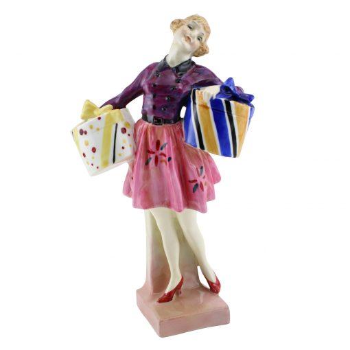 Midinette - Royal Doulton Figurine