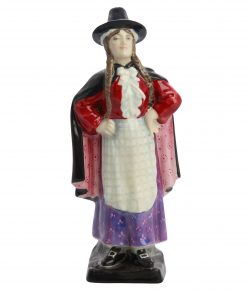 Myfanwy Jones ColorVariation - Royal Doulton Figurine