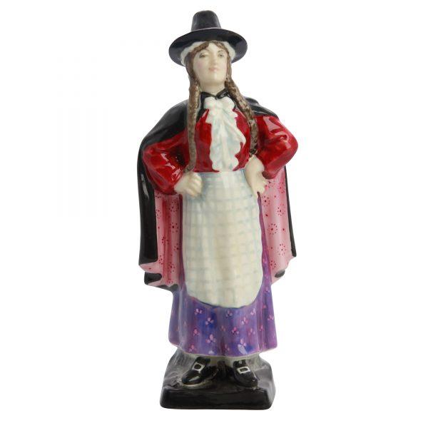 Myfanwy Jones ColorVariation - Royal Doulton Figurine