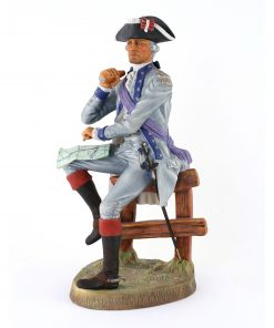 New Jersey Regiment - Royal Doulton Figurine