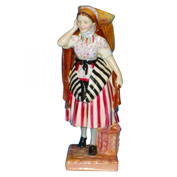 Newhaven Fishwife - Royal Doulton Figurine