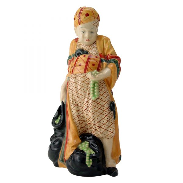 One of the Forty HN677 - Royal Doulton Figurine