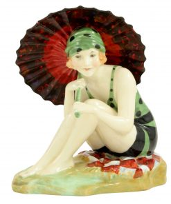 Sunshine Girl - Royal Doulton Figurine