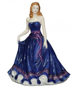 Faye FOY2010 - Royal Worcester Figurine