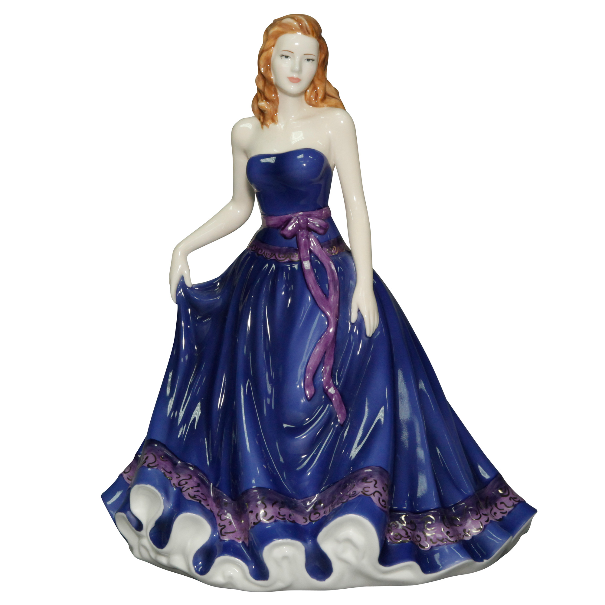 Faye FOY2010 - Royal Worcester Figurine