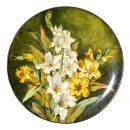 Faience Plaque Floral FL - Doulton Lambeth Stoneware
