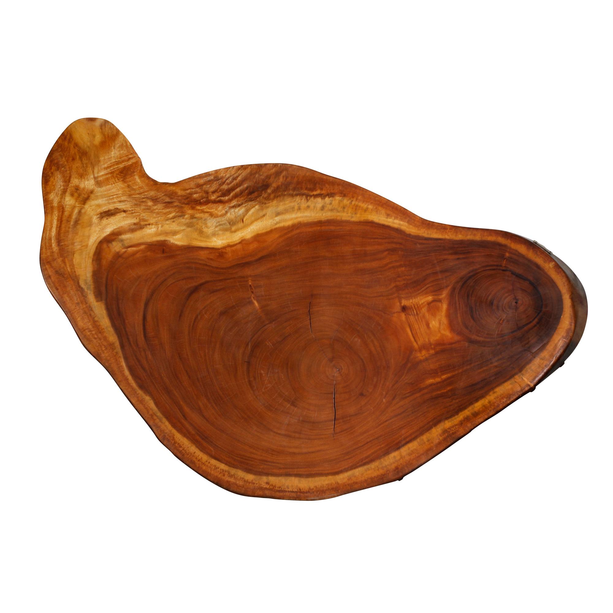 Saman Natural Wood Art - R24