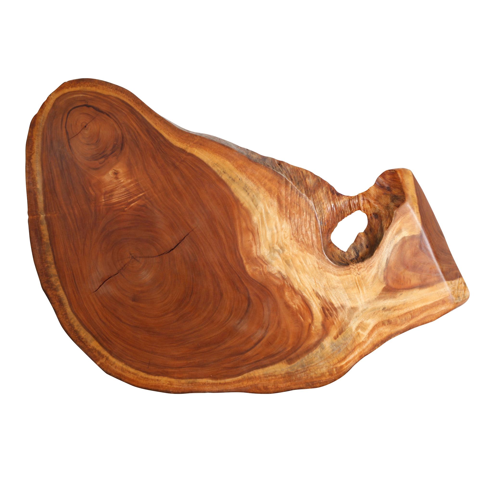 Saman Natural Wood Art - R95