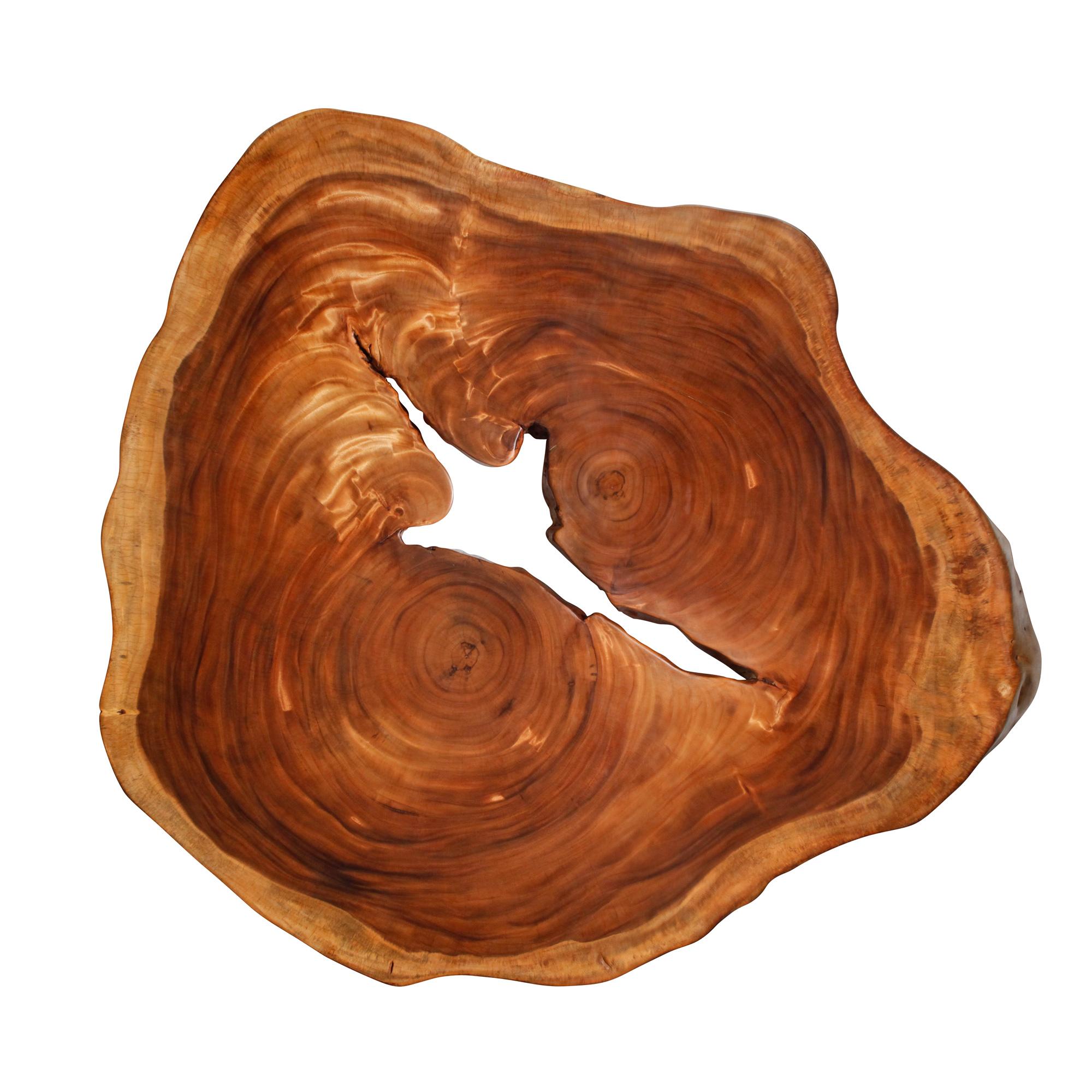 Saman Natural Wood Art - RG3