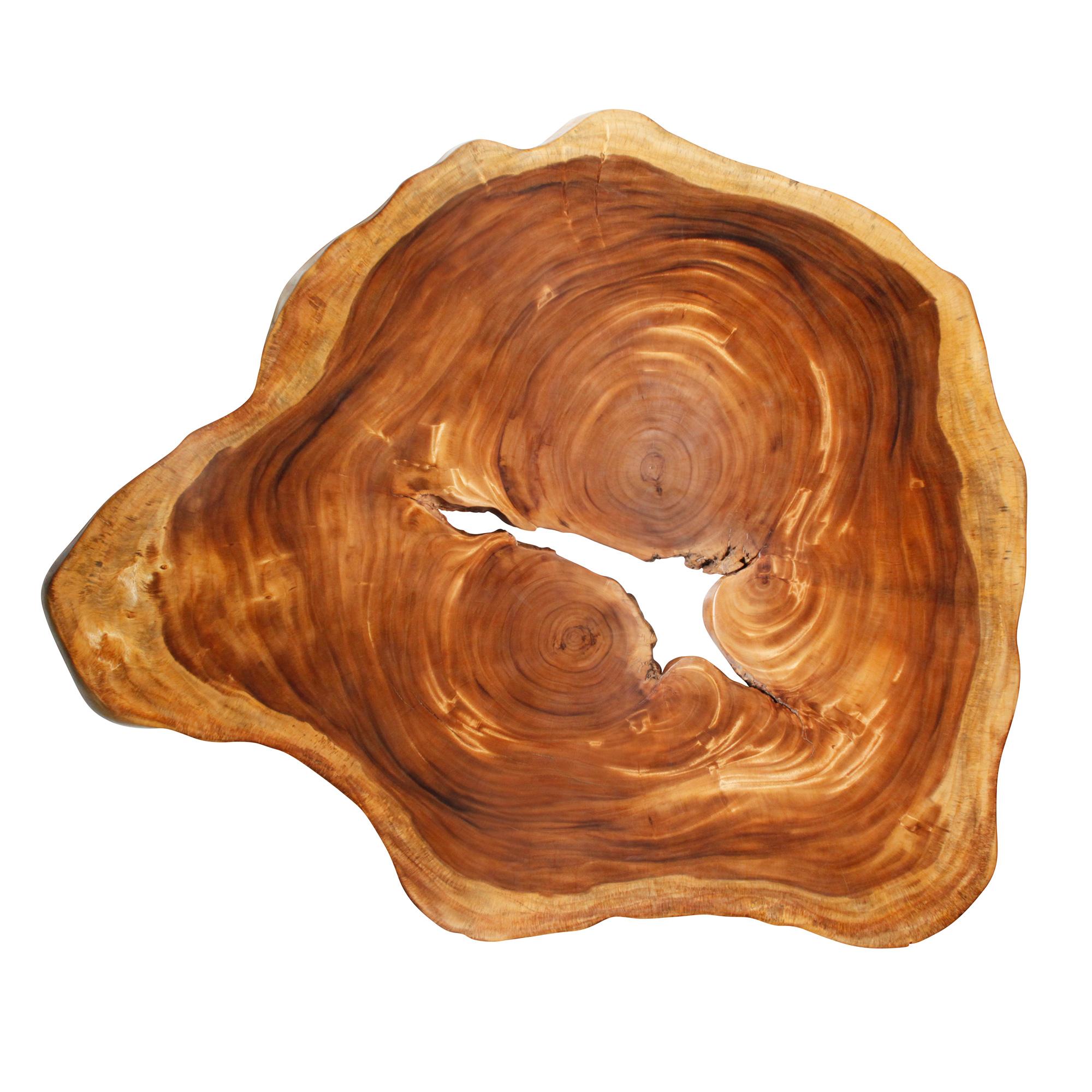 Saman Natural Wood Art - RG4