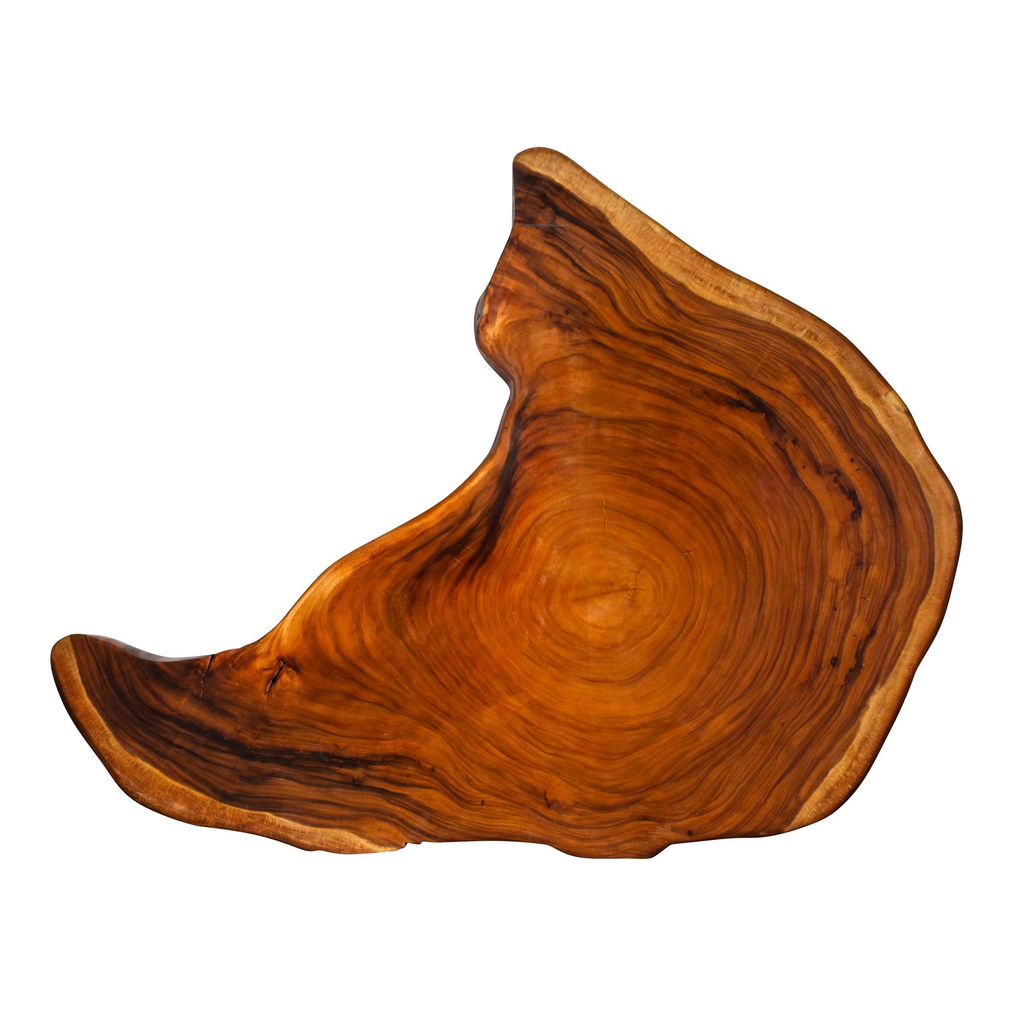 Saman Natural Wood Art - RH2