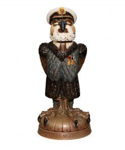 Captain Smith - Andrew Hull Pottery