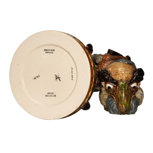 Charles Dickens - Andrew Hull Pottery