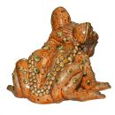 Frederick Frog – Andrew Hull Pottery 2