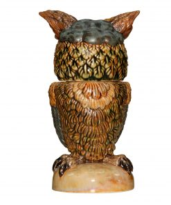 Ollie the Owl - Andrew Hull Pottery