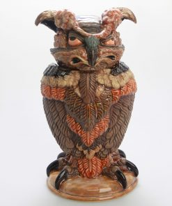 Oswald The Owl - Andrew Hull Pottery
