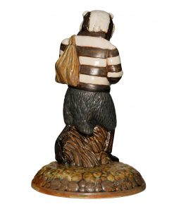 Stop Thief - Badger - Andrew Hull Pottery