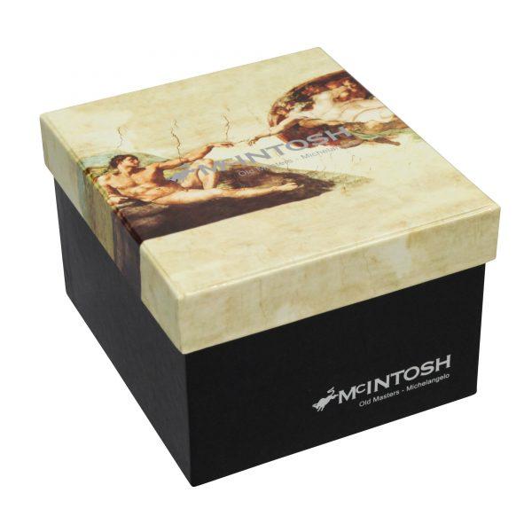 Michelangelo Adam Grande Mug