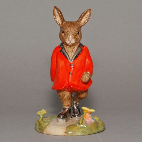 Harry - Platinum Edition DB487PLT - Royal Doulton Bunnykins