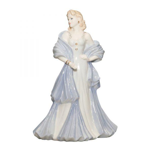 Catherine - Coalport Figurine