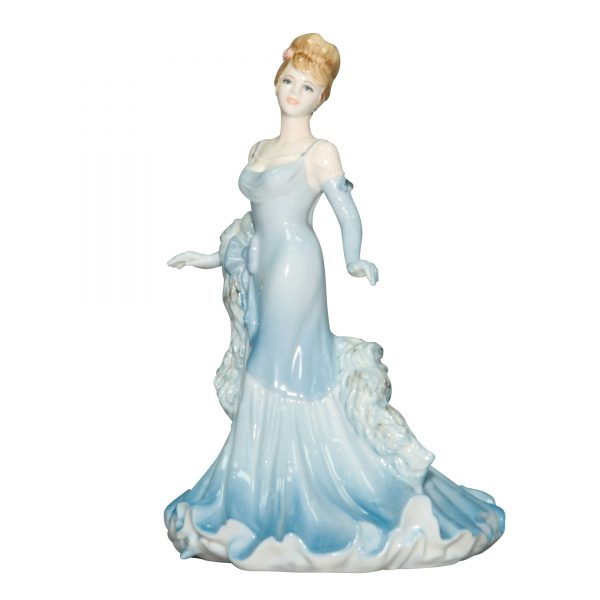 Debbie Coalport - Coalport Figurine