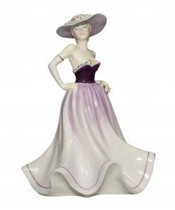 Demetria Ladies of Fashion - Coalport Figurine