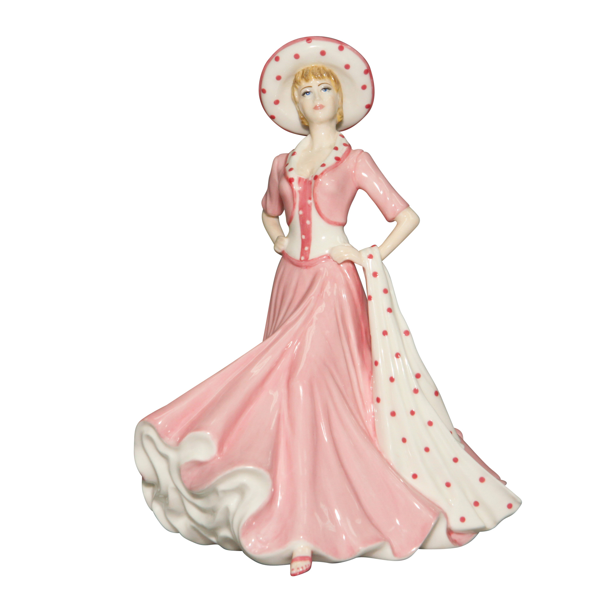 Good Luck - Coalport Figurine