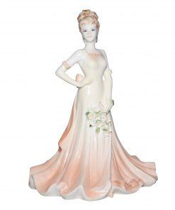 Jasmine Loveliest - Coalport Figurine