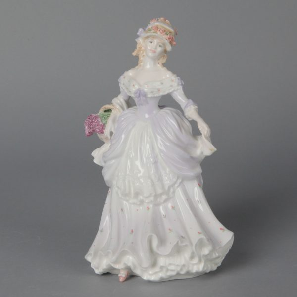 Lavender Sweet Lavender - Coalport Figurine