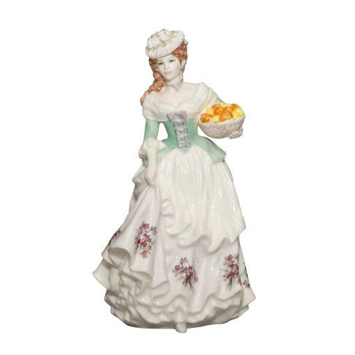 Oranges and Lemons CW298 - Coalport Figurine