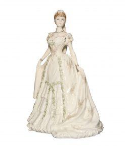Queen Mary - Coalport Figurine